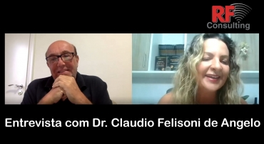 Novo vídeo no Youtube: Entrevista com Dr. Claudio Felisoni de Angelo